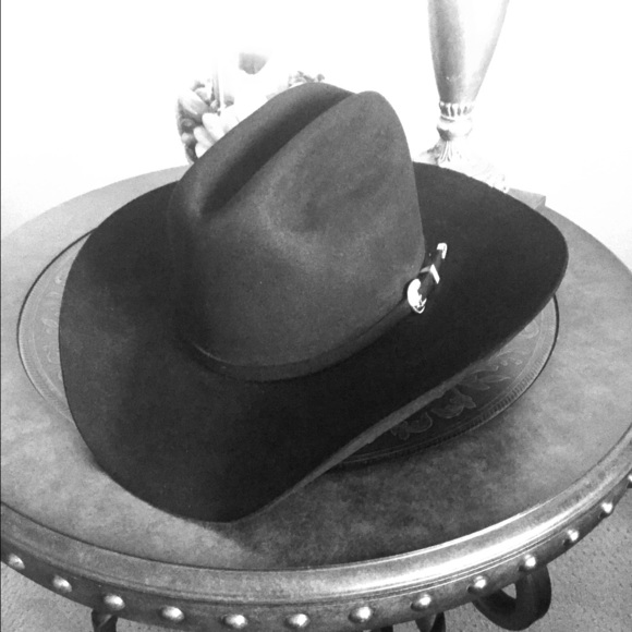 f11bf13913d Wrangler Men s Black Cowboy Hat. M 5b6dc13d1070ee770d5500a0